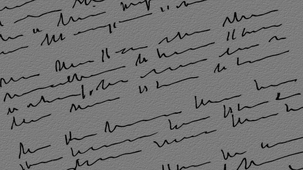 Todo médico deve fazer letra legível