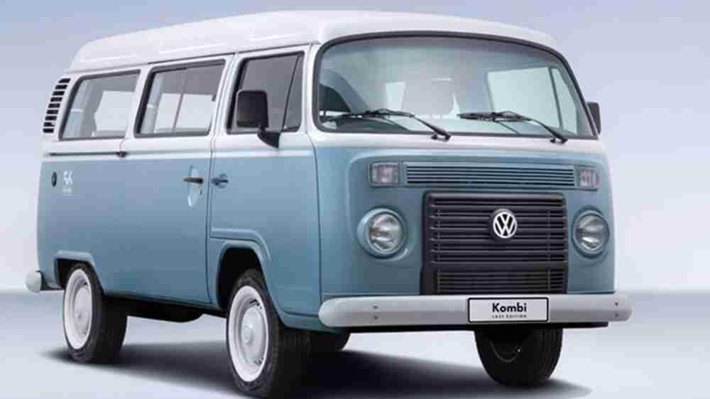 Consumidor poderá devolver Kombi especial após VW aumentar produção