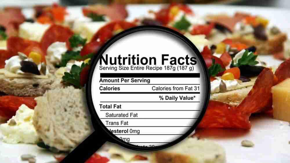 Embalagens devem informar que valores nutricionais variam em até 20%