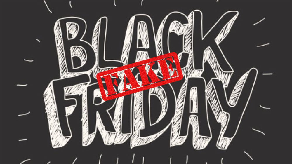 Saiba quais sites evitar na Black Friday!