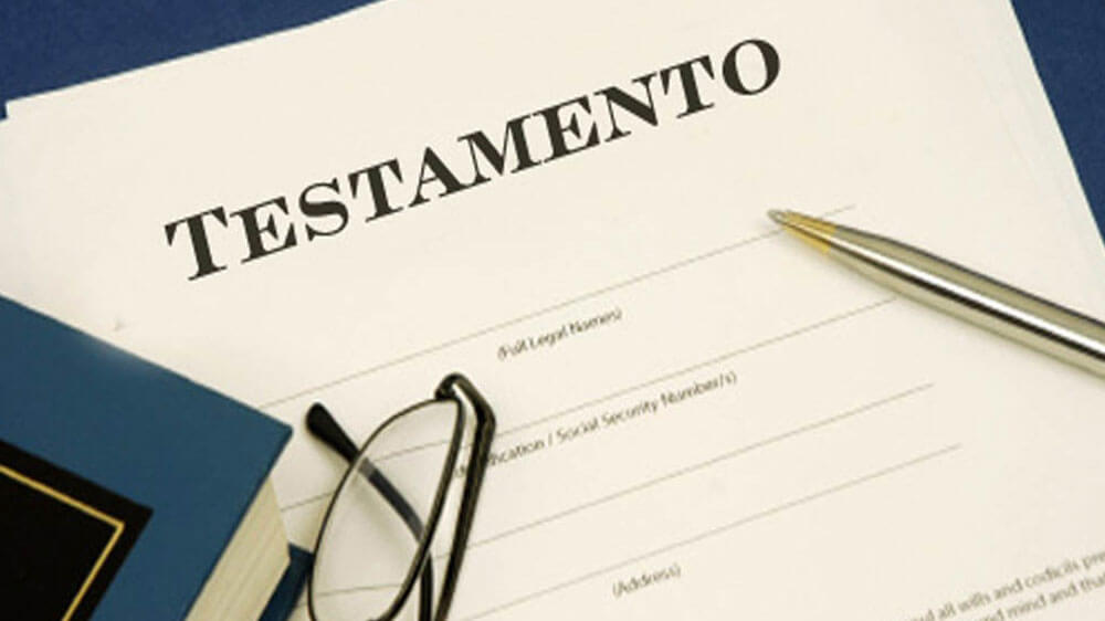 Testamento que cumpre vontade do falecido é válido mesmo na falta de formalidades legais